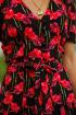Платье JKY DA-010 черный