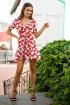 Платье JKY DA-010 молочный