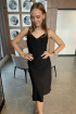 Платье PUR PUR 932 черный