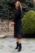 Платье AYZE 2184 черный