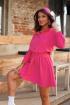 Платье URBAN BLOOM U106 розовый