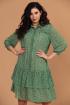 Платье Твой имидж 1422 зеленое