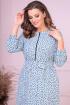 Платье Anastasiya Mak 903 серый