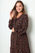 Платье Michel chic 2061 коричневый