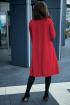 Платье, Шарф Anastasia 495+ шарфик красный