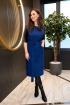 Платье Anastasiya Mak 932 синий