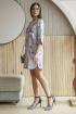 Платье ARTiMODA 321-01 серый