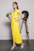 Платье ARTiMODA 320-09 желтый