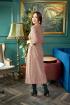 Платье Anastasiya Mak 903 коричневый