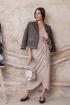 Платье ARTiMODA 320-09 бежевый