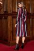 Платье,  Пояс AYZE 2362 мультиколор