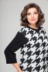 Платье Bonna Image 647 гусиная_лапка