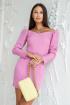 Платье Daloria 1750 розовый