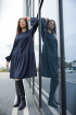 Платье MALI 421-110 синий