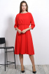 Платье Alani Collection 1557 красный