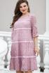 Платье Vittoria Queen 14243 розовый