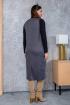 Платье Daloria 1550 серый