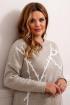 Платье Olegran 3820 золотисто-бежевый