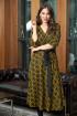 Платье Anastasia 723 горчица