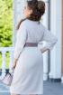 Платье Vittoria Queen 14273/1 бежевый