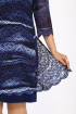 Платье Lady Style Classic 1493/7 синий