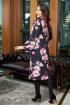 Платье Anastasia 717 синий