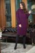 Платье Anastasia 726 т.лиловый