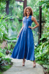 Платье Euromoda 100 джинс