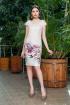 Платье LaKona 1204 нежно-розовый
