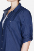 Рубашка Mirolia 587 Синий