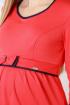 Платье Lucky mum 1163 коралл