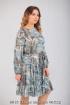 Платье Белтрикотаж 6815 голубой