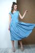 Платье Fantazia Mod 3452 голубой