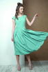 Платье Fantazia Mod 3452 бирюза