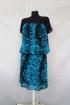 Платье Pama Style 712 бирюза