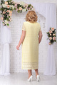 Платье Ninele 5720 желтый