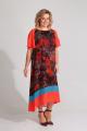 Платье Golden Valley 4572 красный