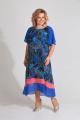 Платье Golden Valley 4572 васильковый