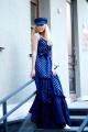 Платье Pavlova 013 индиго