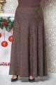 Юбка Ninele 216 коричневый