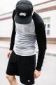 Шорты Rawwwr clothing 031 черный