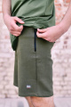 Шорты Rawwwr clothing 031 хаки