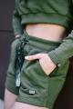 Шорты Rawwwr clothing ВТ034 хаки