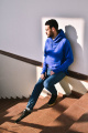 Худи Rawwwr clothing 041 синий