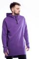 Худи Rawwwr clothing КОЛА051 фиолетовый