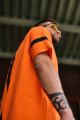 Футболка Rawwwr clothing 082 оранжевый