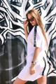 Майка Rawwwr clothing 087 белый