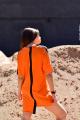 Майка Rawwwr clothing 087 оранжевый