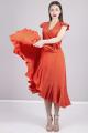 Платье MurMur 10031 коралл
