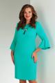 Платье Basagor 446а бирюза